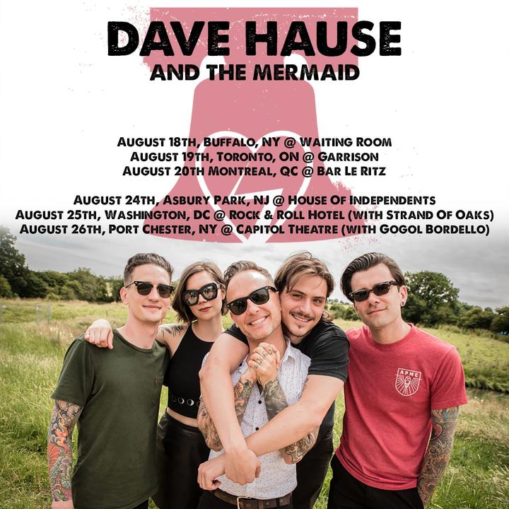 Dave Hause @ Waiting Room - Buffalo, NY