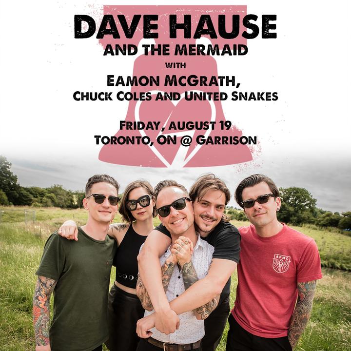 Dave Hause @ Garrison - Toronto, Canada