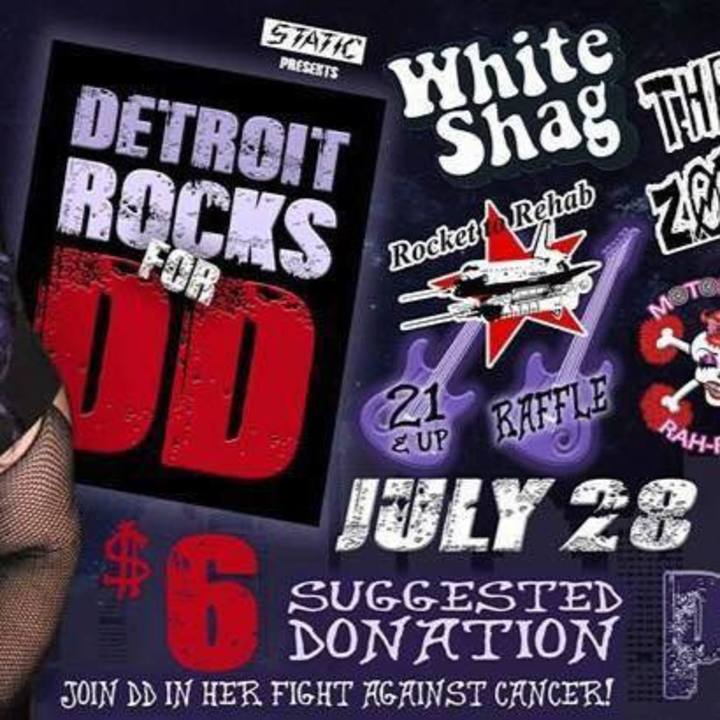 White Shag Tour Dates