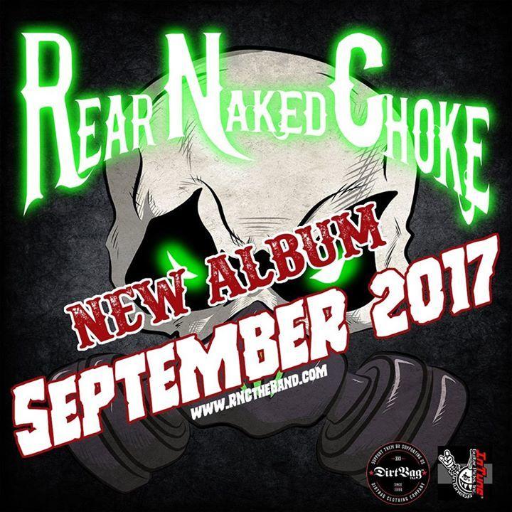 Rear Naked Choke Tour Dates