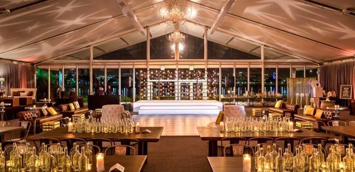 DJ AmRo @ Long Beach Hospitality Alliance Awards - Long Beach, CA