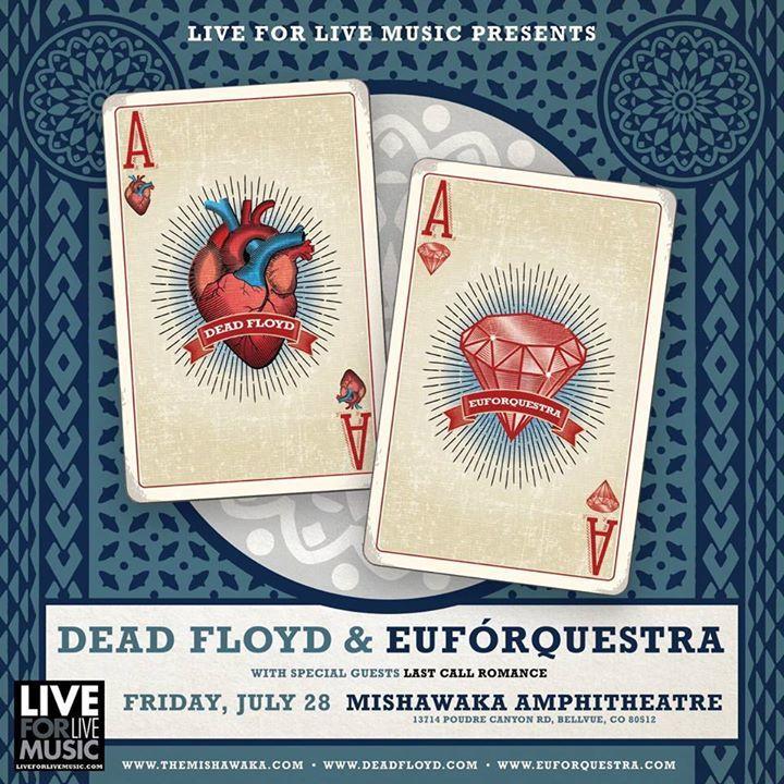Euforquestra @ Englert Theatre - Iowa City, IA