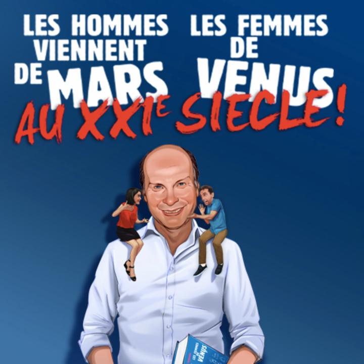 Les Hommes viennent de Mars, les Femmes de Venus Tour Dates