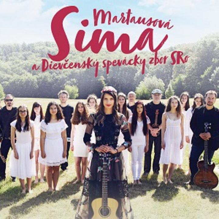 Sima Martausová @ Kino Strojár - Martin, Slovakia