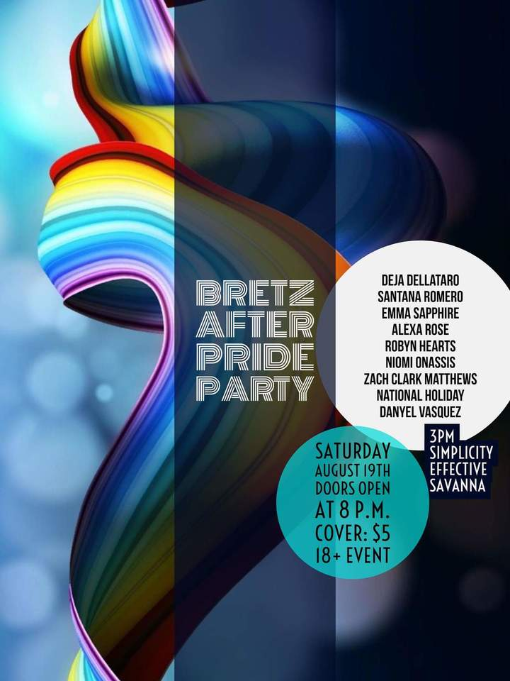 3PM (USA) @ Bretz Nightclub - Toledo, OH