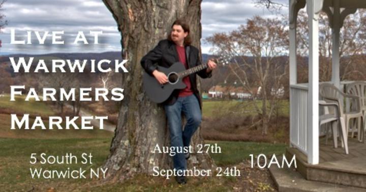 Kyle Hancharick @ Warwick Valley Farmers Market - Warwick, NY