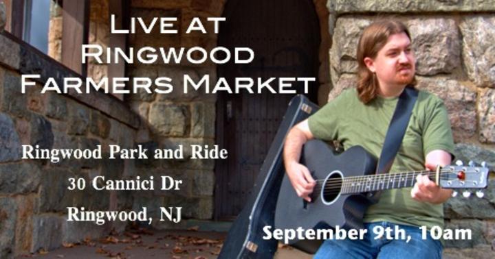 Kyle Hancharick @ Ringwood Farmers Market - Ringwood, NJ