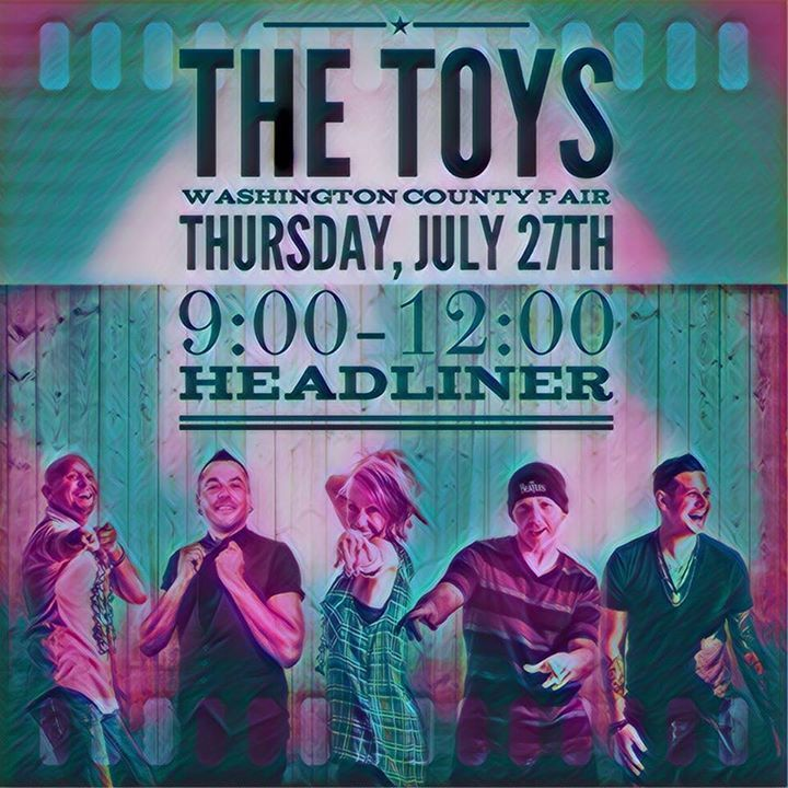 The Toys Tour Dates
