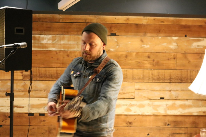 Andrew Valentine @ The Shed - Leicester, United Kingdom
