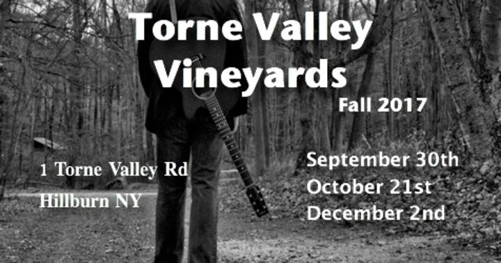 Kyle Hancharick @ Torne Valley Vineyards - Hillburn, NY
