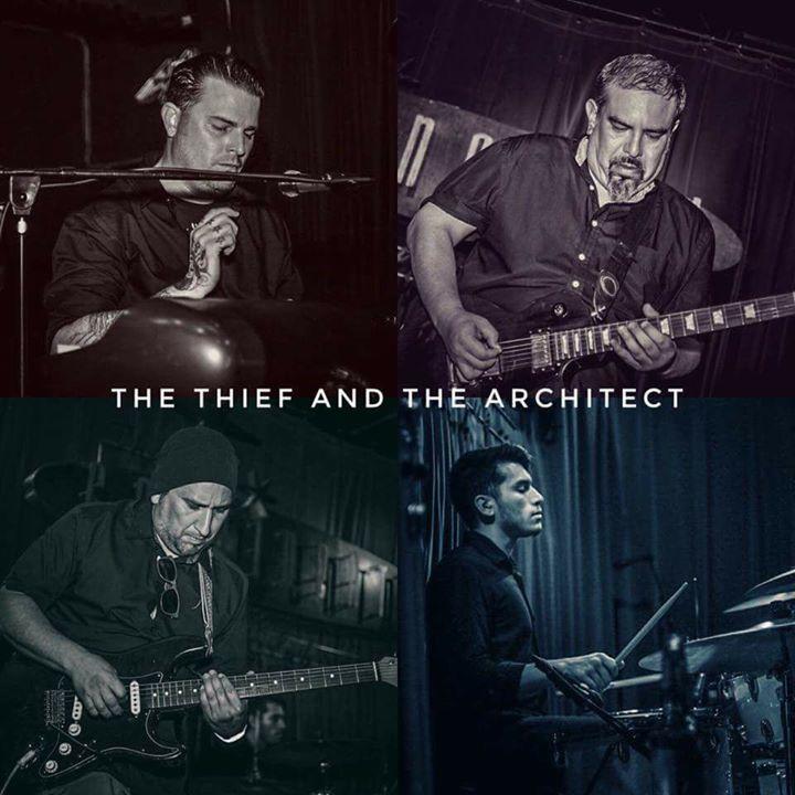The Thief and The Architect @ AvantGarden - Houston, TX
