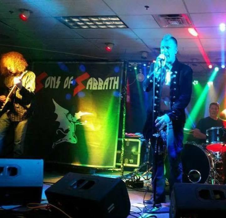 Sons of Sabbath Tour Dates