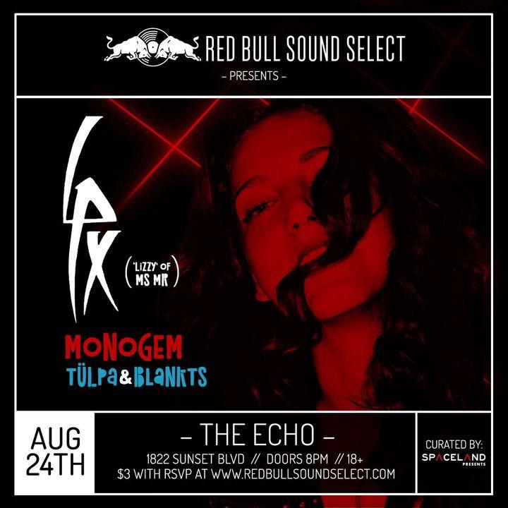 Monogem @ The Echo - Los Angeles, CA