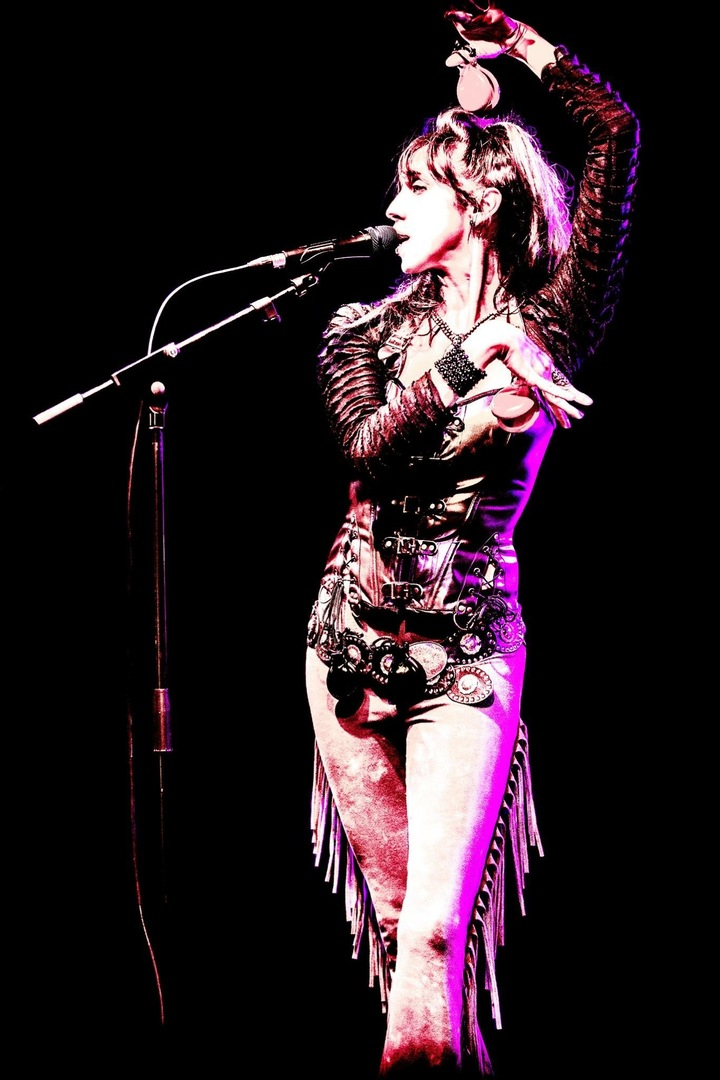 Patricia Vonne Fan Page @ The Continental Club W/ Joe King Carrasco! - Austin, TX