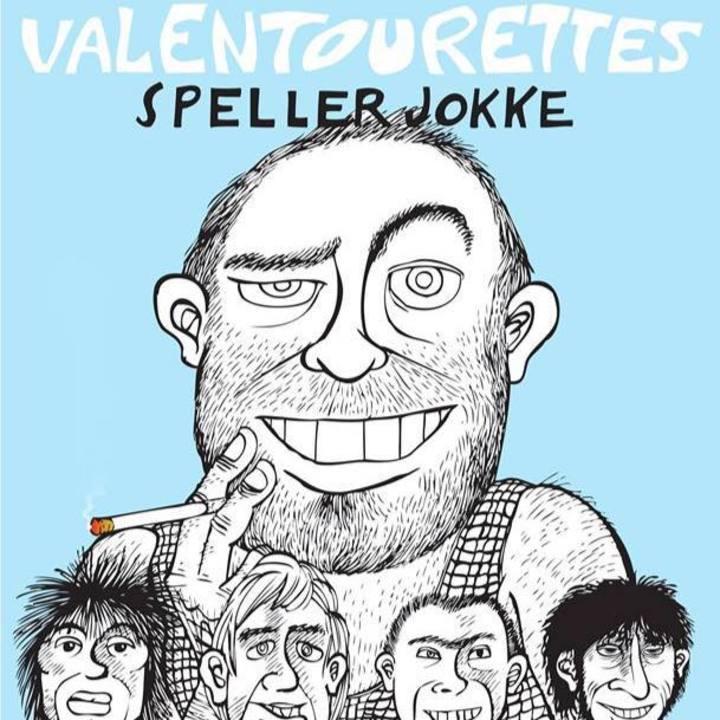 Valentourettes Tour Dates