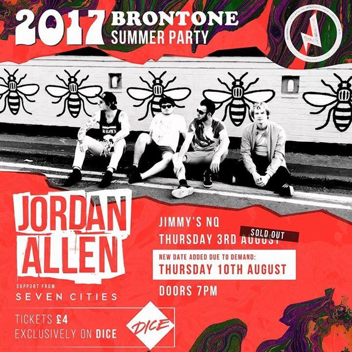 Jordan Allen Tour Dates
