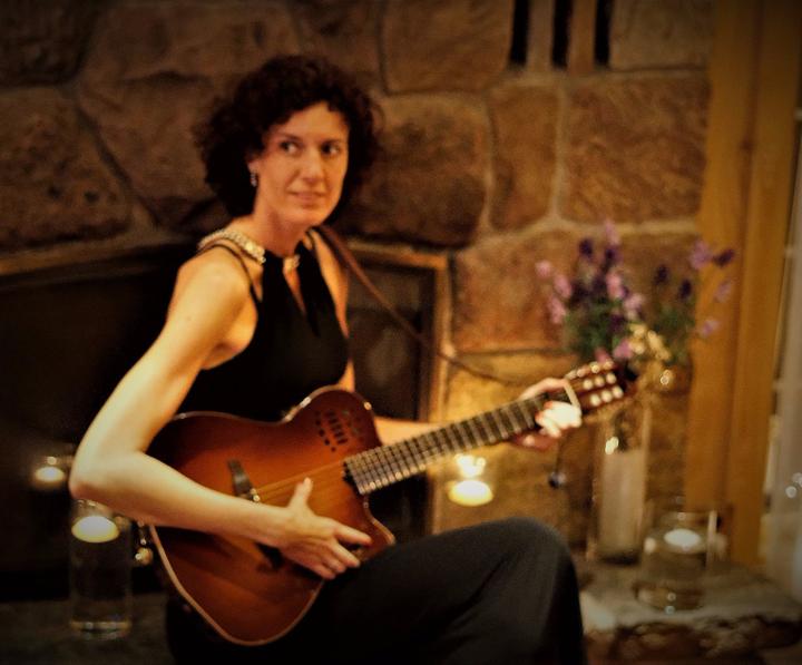 Nicole Coward Musician @ Couples Resort - Whitney, SC