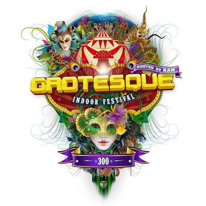 Grotesque Tour Dates