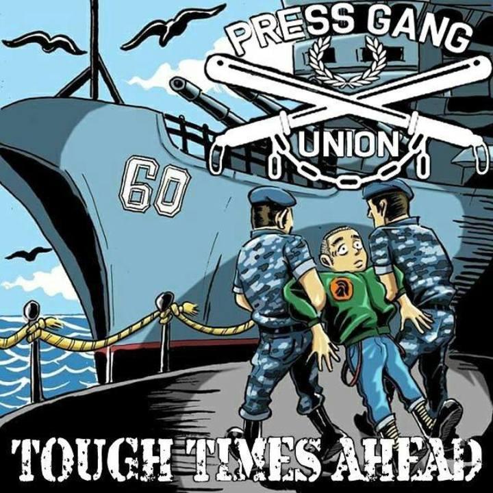 Press Gang Union @ Metro Music Hall - Salt Lake City, UT