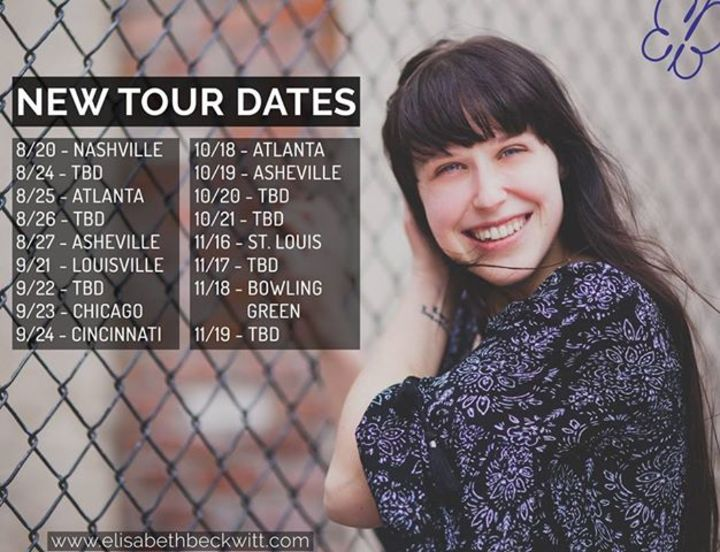 Elisabeth Beckwitt Tour Dates