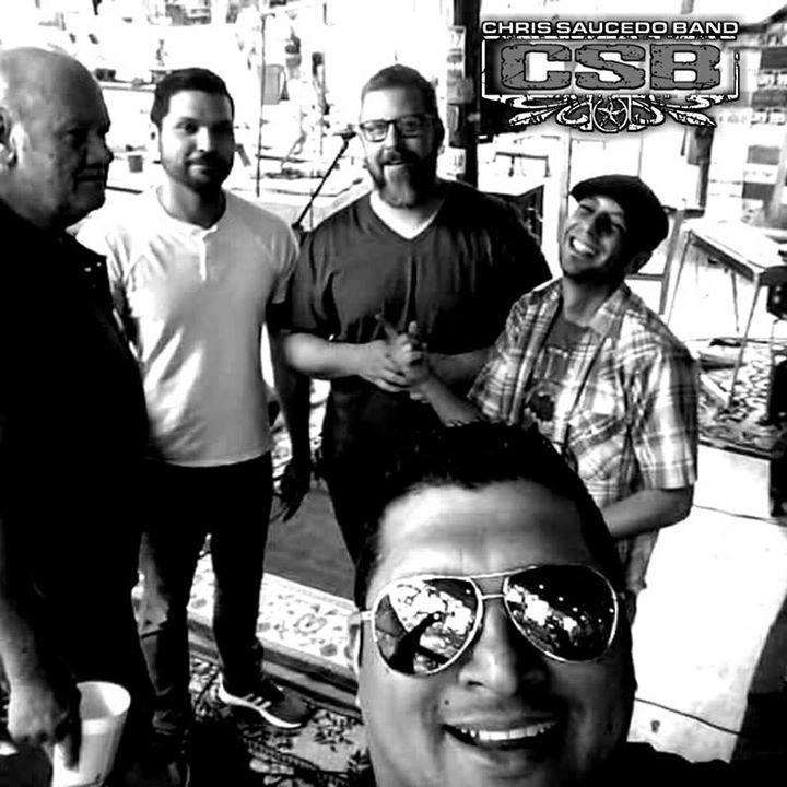 Chris Saucedo Band @ Luckenbach Texas - Fredericksburg, TX