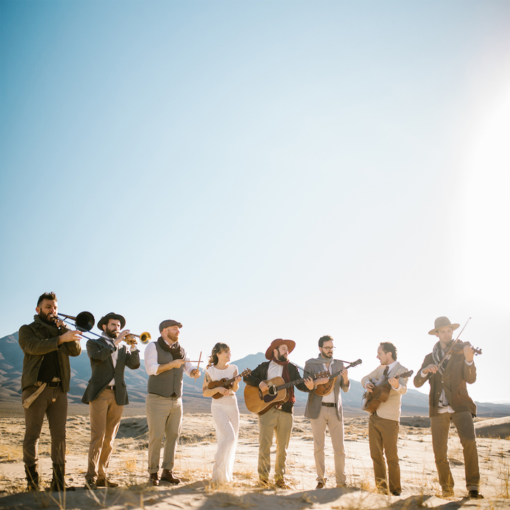 The Dustbowl Revival @ Jazz Alley  - Seattle, WA