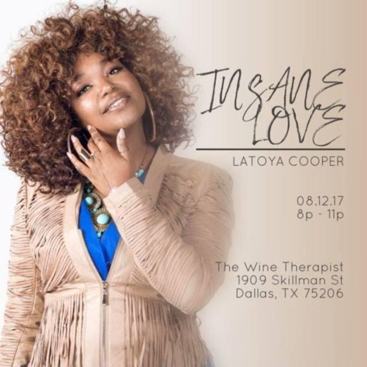 Latoya Songstress Cooper @ PRIVATE EVENT  - Dallas, TX