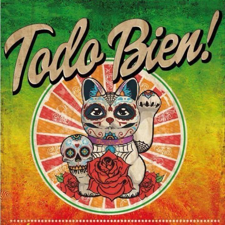 Todo Bien! Reggae Tour Dates