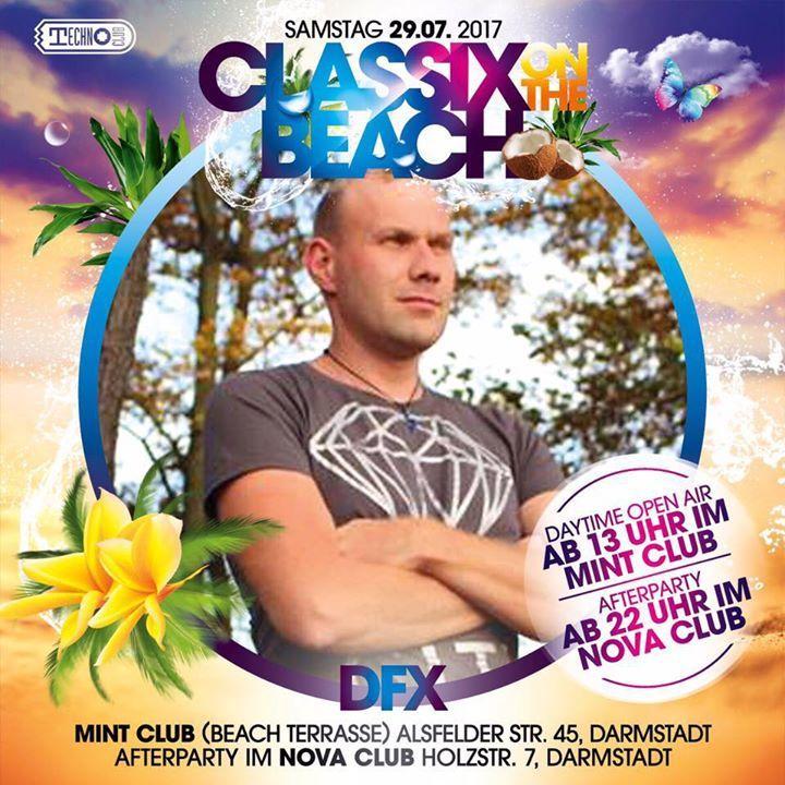 DFX Tour Dates