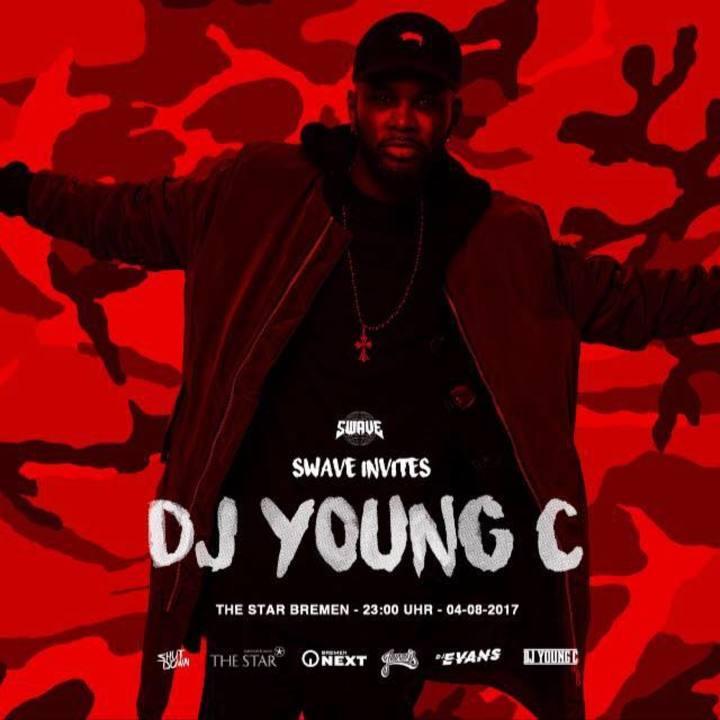 DJ Young C Tour Dates