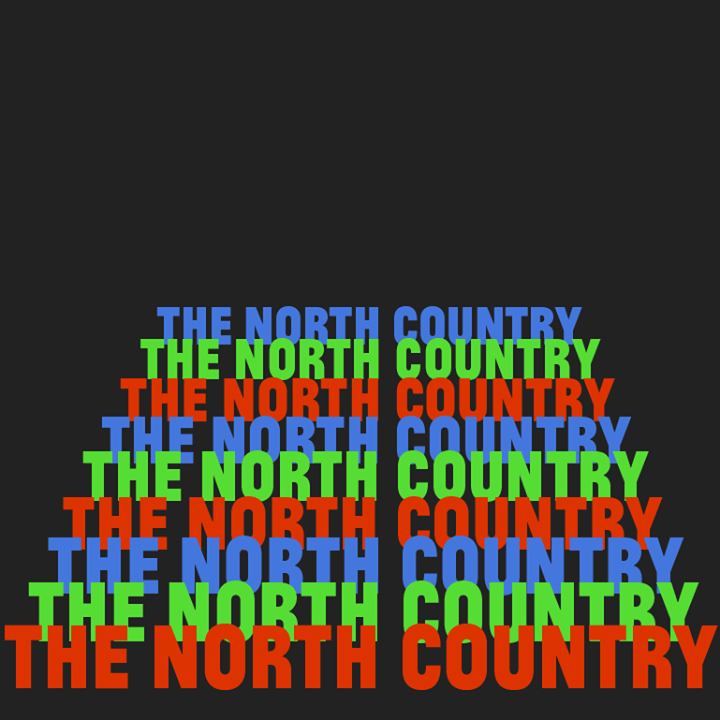 The North Country Tour Dates