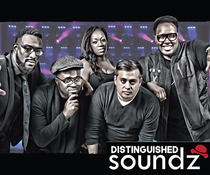 Distinguished Soundz @ Black Caucus - Washington, DC