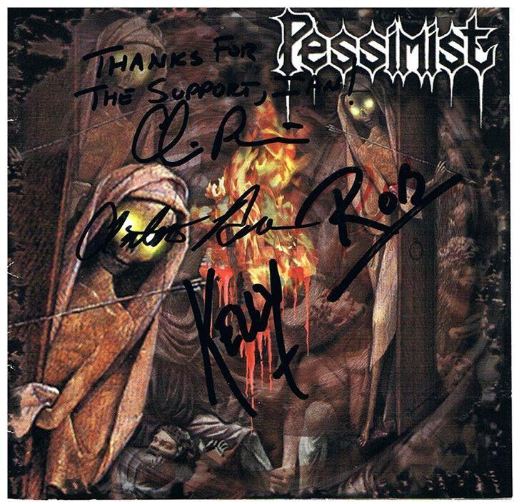 Pessimist Tour Dates