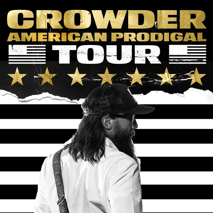 Crowder Music @ American Prodigal Tour // Univeristy of Kansas - Lied Center - Lawrence, KS