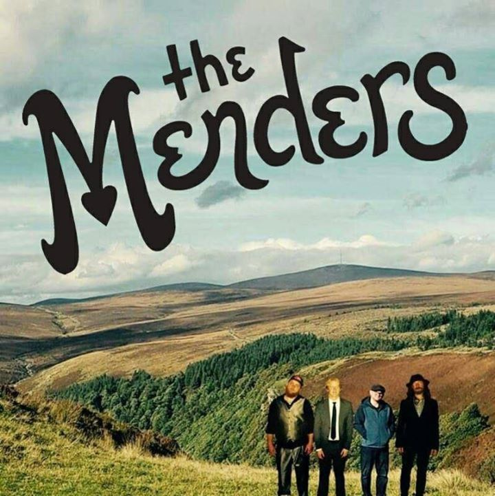 the Menders Tour Dates
