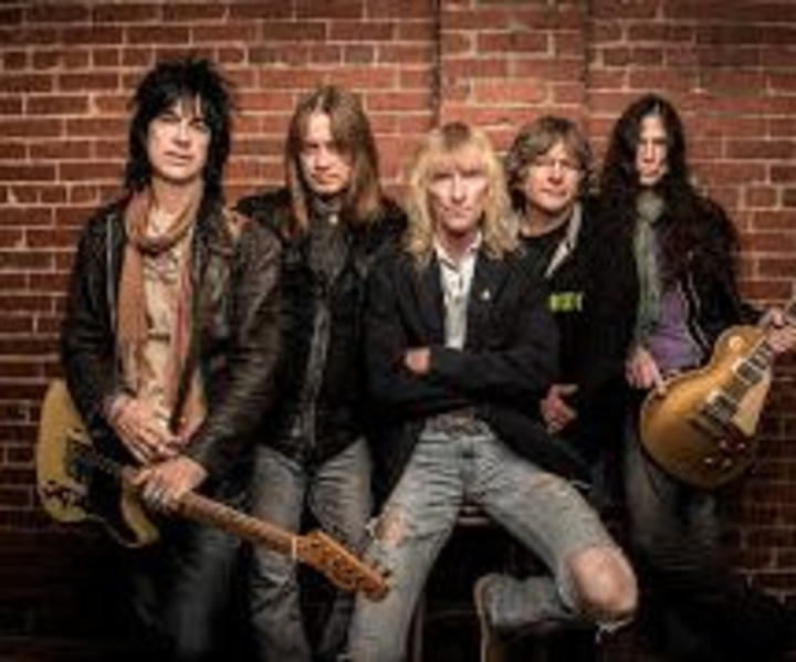 Kix Band @ Harpo's Concert Theater - Detroit, MI