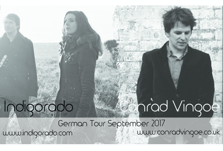 Indigorado @ House Concert - Reutlingen, Germany