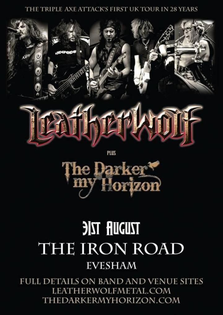 Leatherwolf @ The Iron Road - Evesham, United Kingdom