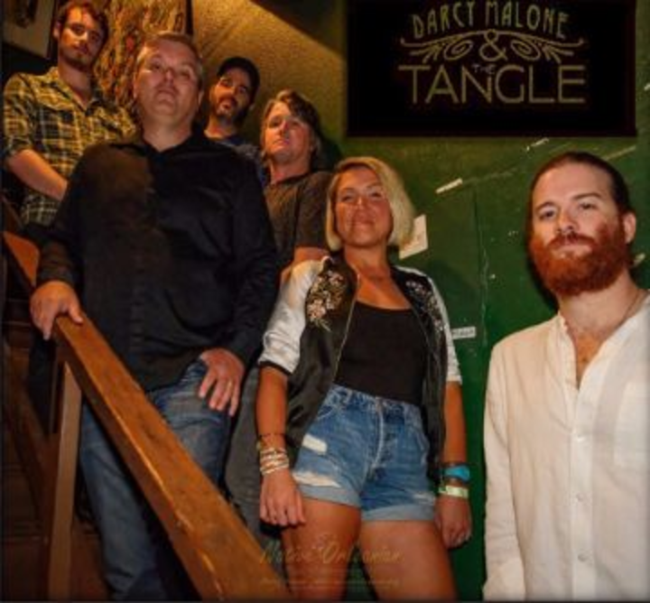 Darcy Malone and The Tangle @ Proud Larry's - Oxford, MS