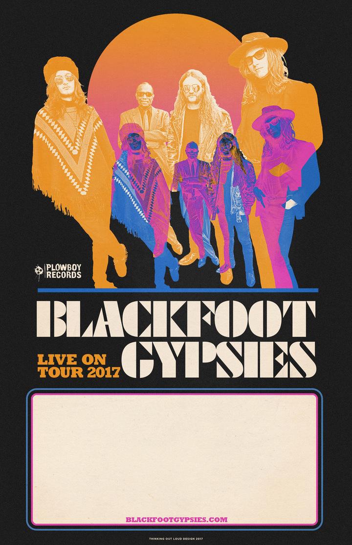Blackfoot Gypsies @ Revival Fest - Savannah, GA