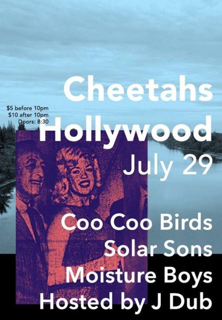 Coo Coo Birds Tour Dates