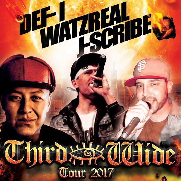 Watzreal Tour Dates