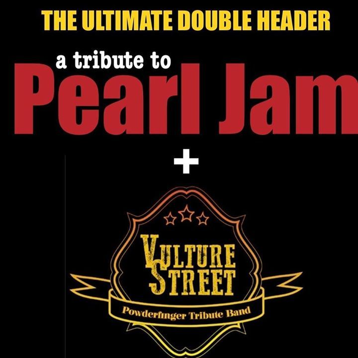 A Tribute to Pearl Jam and Powderfinger Tour Dates