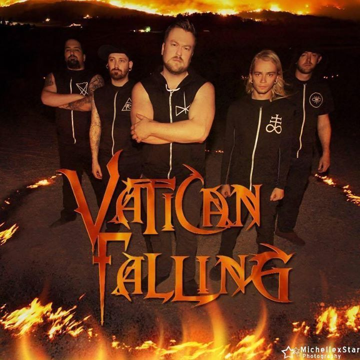 Vatican Falling Tour Dates