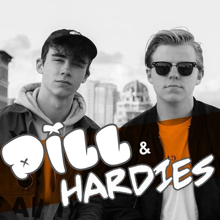 Pill & HARDIES Tour Dates