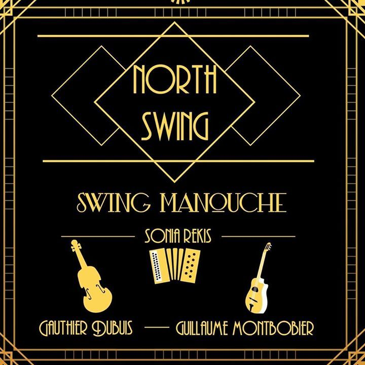 NORTH SWING @ La mauvaise herbe - Soubise, France