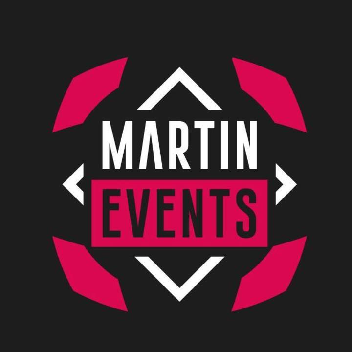Martin Events Tour Dates