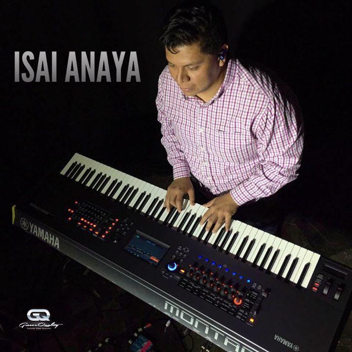 Isai Anaya Director Musical y Arreglista Tour Dates