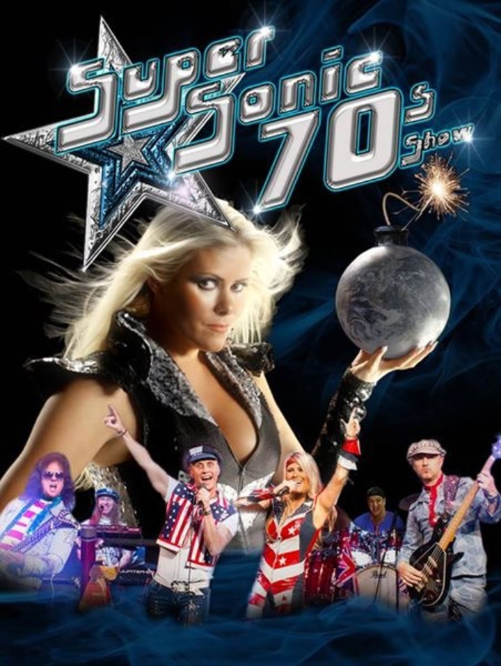 Supersonic70s @ Lowther Pavilion  - Penrith, United Kingdom