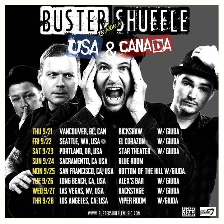 Buster Shuffle Official @ Alex's Bar  - Long Beach, CA